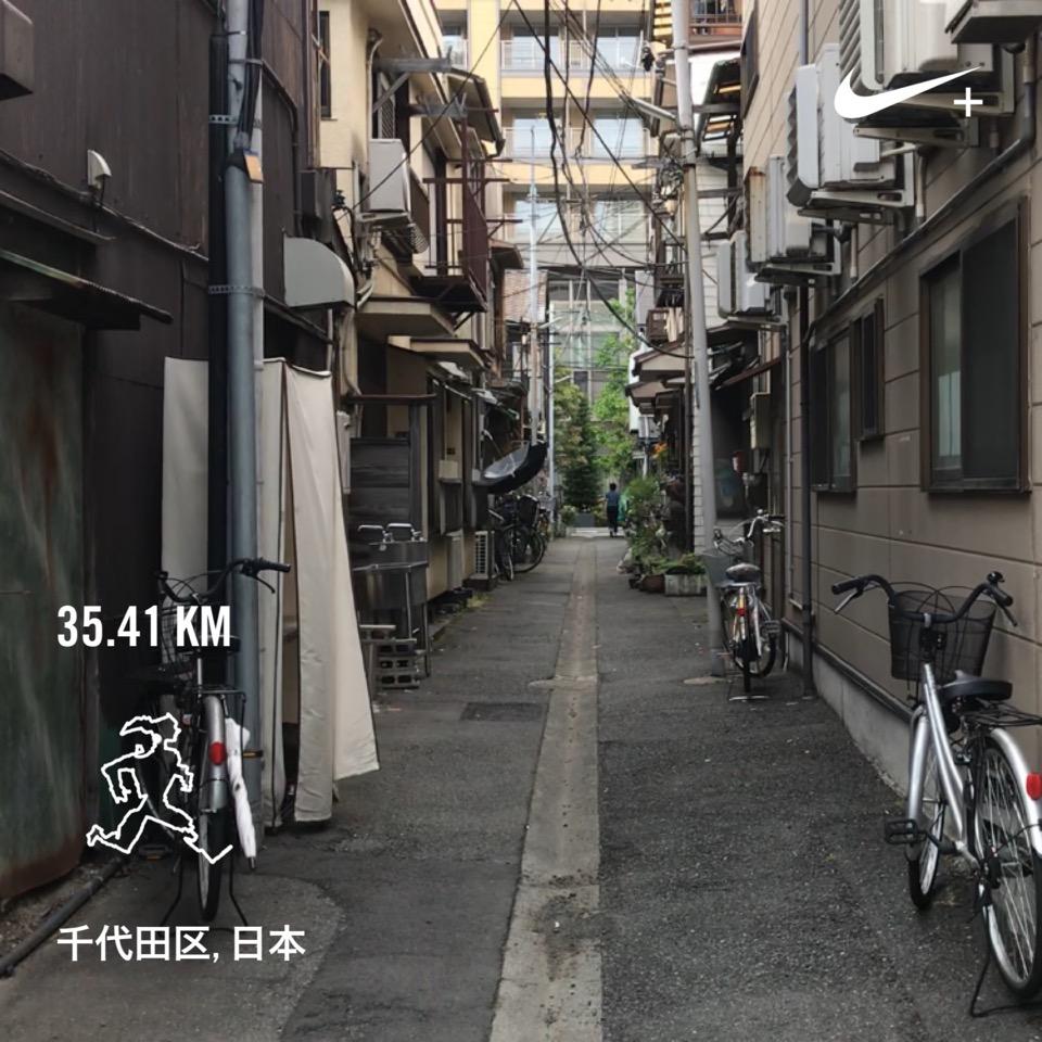 勝どきの昭和の街