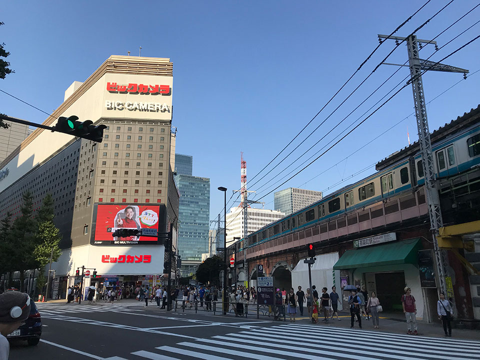 JP有楽町駅
