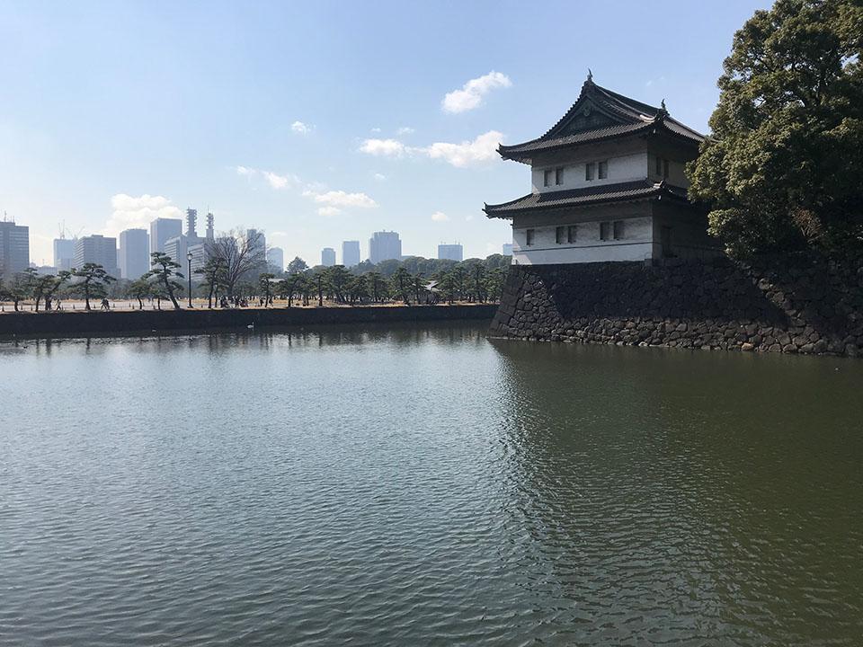 江戸城 桜田巽櫓